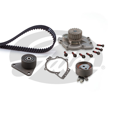 Genuine Gates Timing Cam Belt and Water Pump Kit KP15509XS