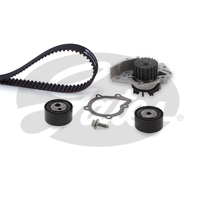 GATES Water Pump Timing Belt Kit: KP15524XS