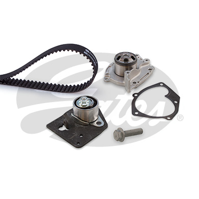 GATES Water Pump Timing Belt Kit: KP15552XS