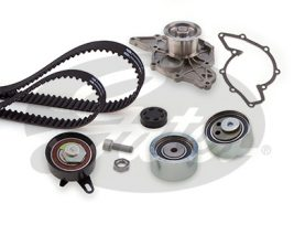 GATES Water Pump Timing Belt Kit: KP15557XS-1