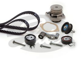 GATES Water Pump Timing Belt Kit: KP25565XS-1
