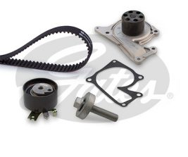 GATES Water Pump Timing Belt Kit: KP25578XS-2
