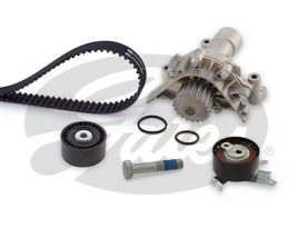 GATES Water Pump Timing Belt Kit: KP25608XS