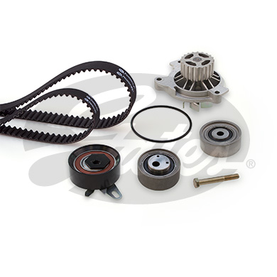 GATES Water Pump Timing Belt Kit: KP45323XS