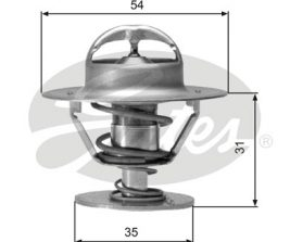 GATES Coolant Thermostat: TH00682G1