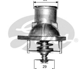 GATES Coolant Thermostat: TH15192G1