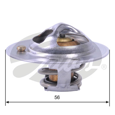 GATES Coolant Thermostat: TH32478G1