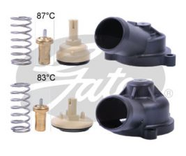 GATES Coolant Thermostat: TH704K1